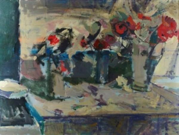 The dream, 1968, oil on canvas, 89x119cm, Teloglion Foundation of Arts